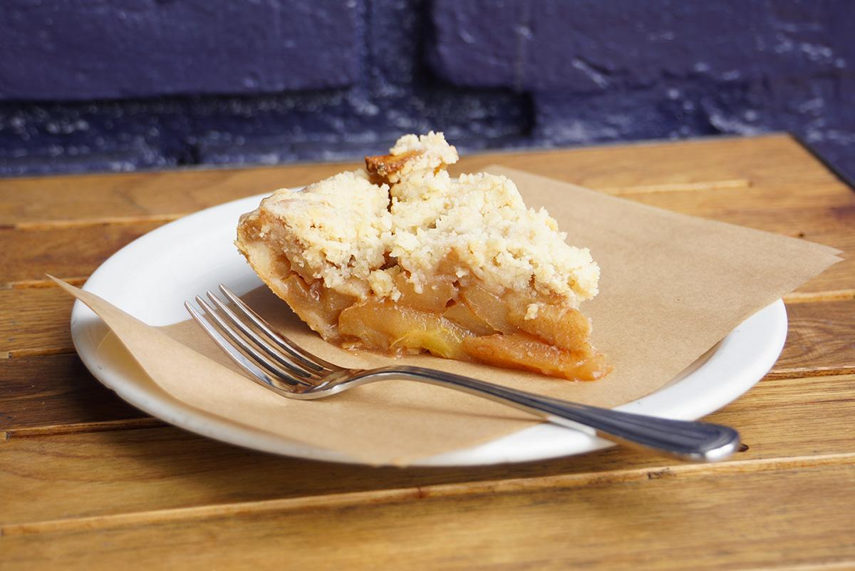 recette apple pie ou tarte aux pommes crumble. Black Bedroom Furniture Sets. Home Design Ideas