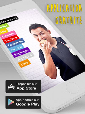 Herve Cuisine application gratuite