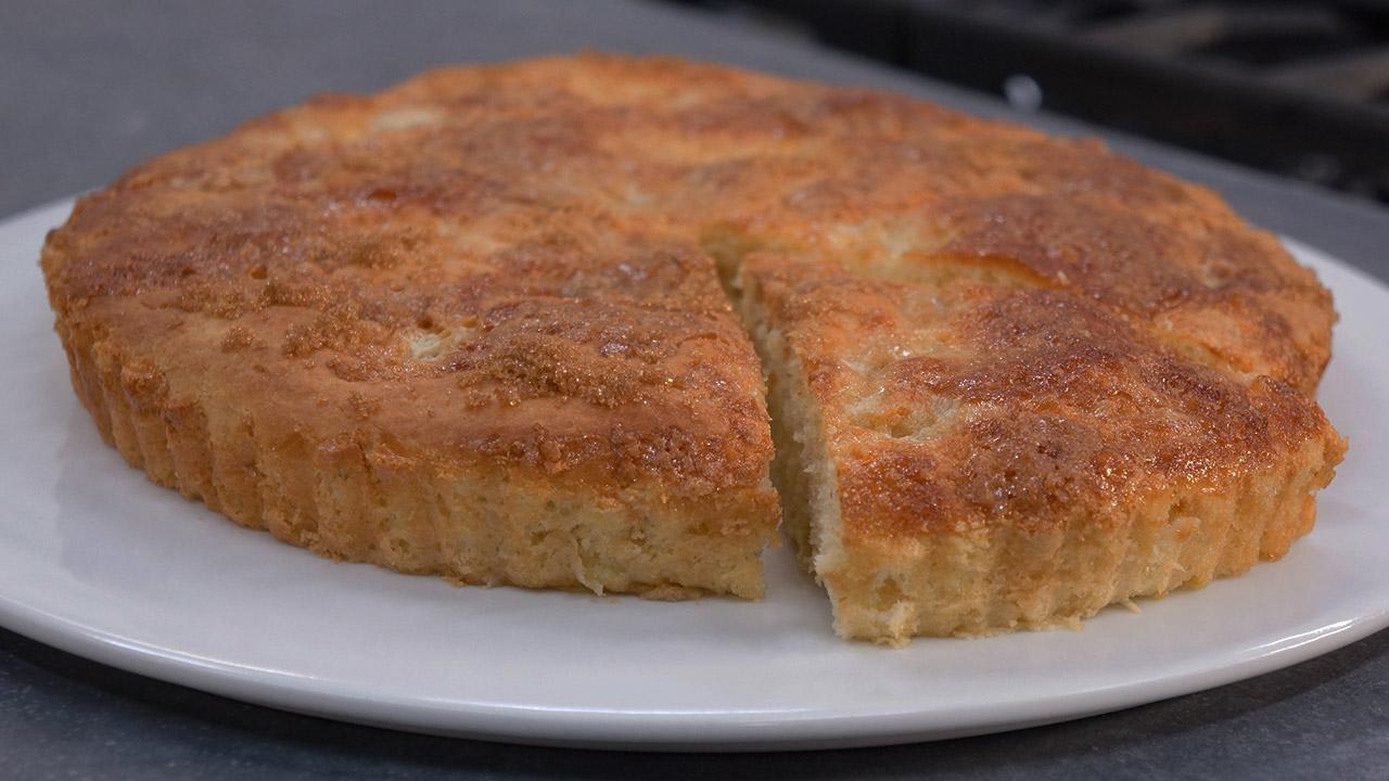Recette de la v ritable tarte au sucre du nord for Au dela du miroir lille