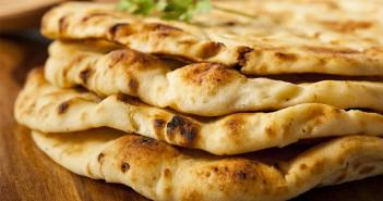 recette naan pain indien