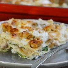 lasagnes pesto poulet herve cuisine