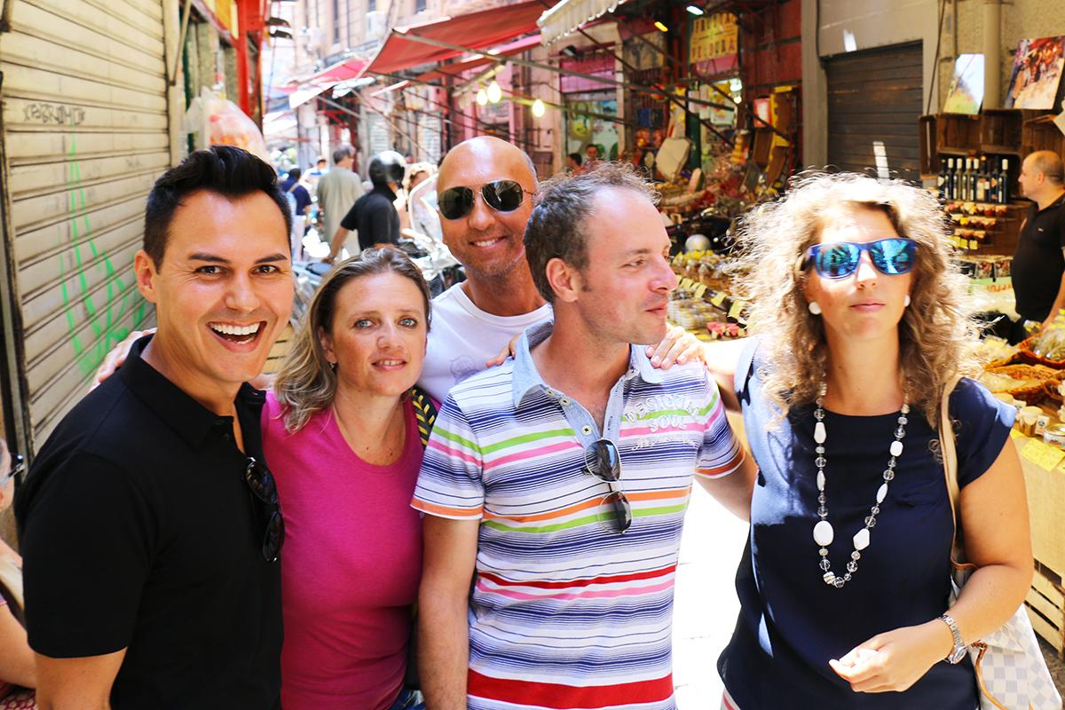 Challenge Cuisine Le Blogueur Herve Cuisine En Sicile