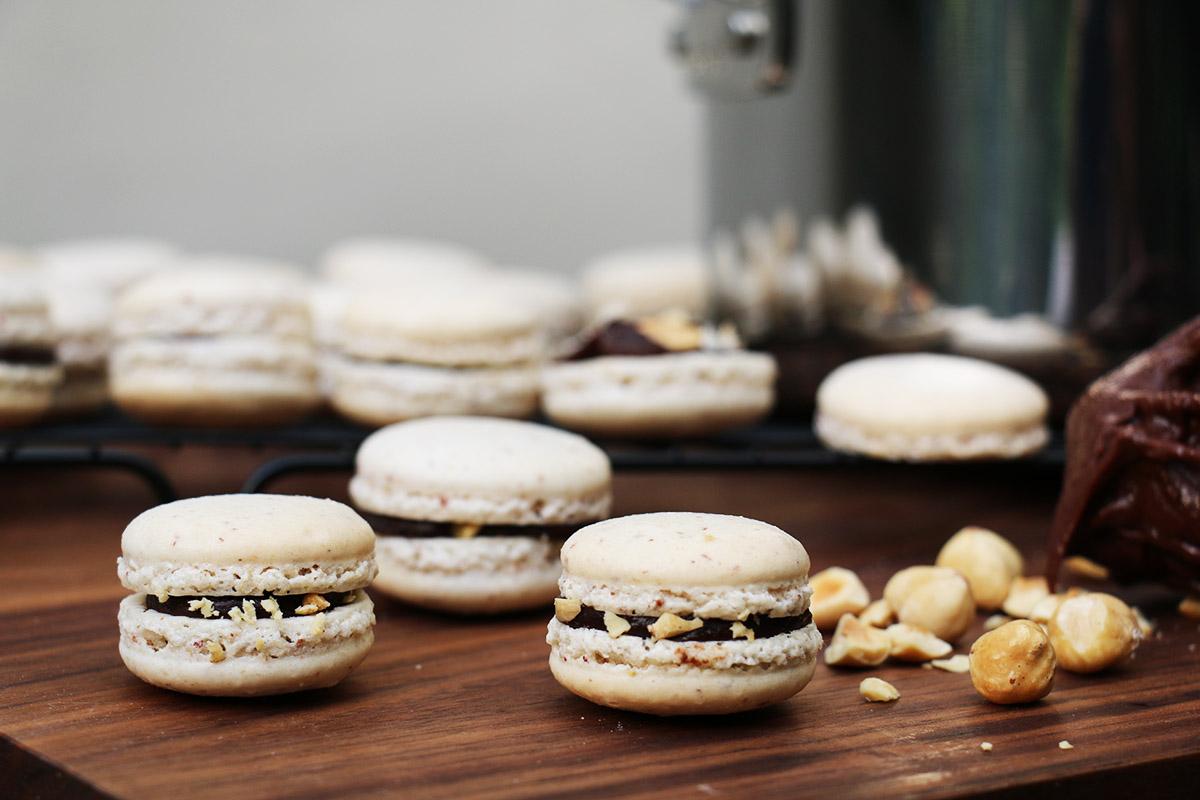 Reussir Ses Macarons Recette Facile Macarons Nutella