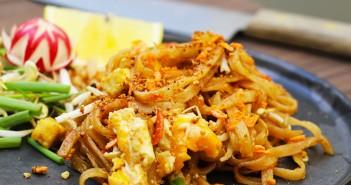 recette du pad thai