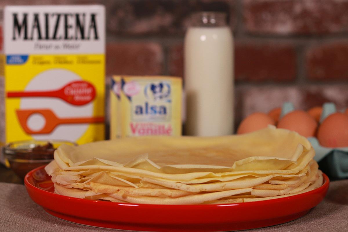 Recette pate a crepes facile avec astuces d 39 herv cuisine - Recette pancakes herve cuisine ...