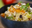 recette one pot rice vegan