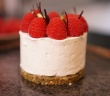 Recette cheesecake framboises