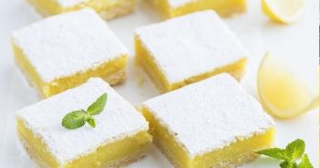 recette lemon square