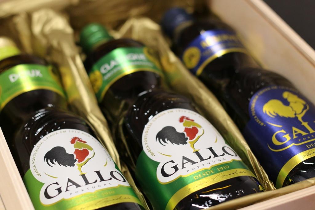 huile d'olive Gallo