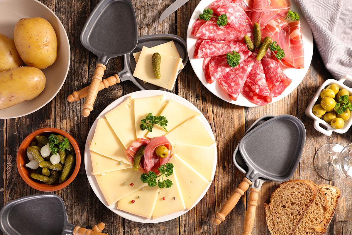 Recette de la raclette originale - Cuisine originale recette ...