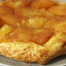 Recette tarte tatin aux pommes facile