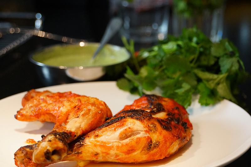 cuisine indienne recette du poulet tandoori facile. Black Bedroom Furniture Sets. Home Design Ideas